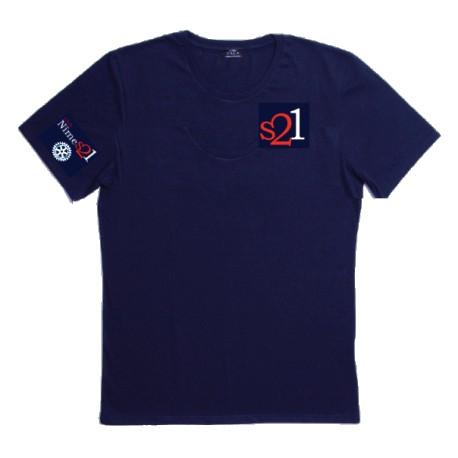 T-shirt du Rotary Club Nîmes 21